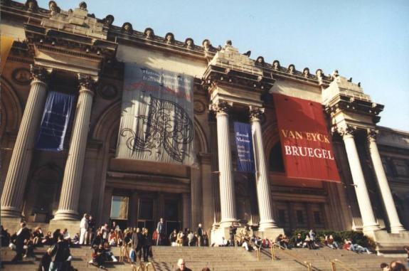 Et si vous visitiez New York dans les musées ?