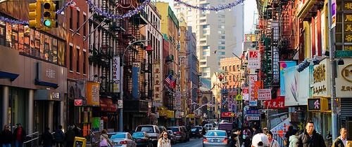 A la découverte de Chinatown à New York