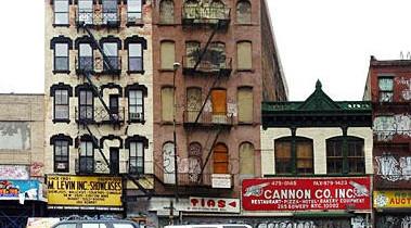 A la découverte de Bowery et de ST MARKS PLACE
