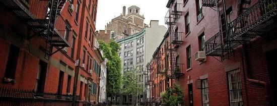 New york : A la découverte de Greenwhich Village