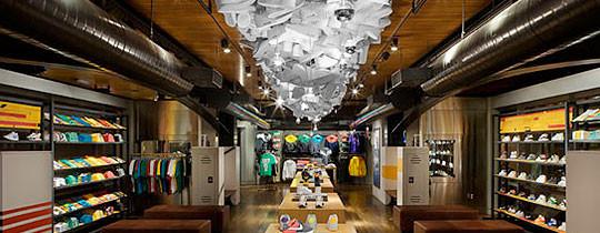 Les meilleurs magasins de Sport à New York