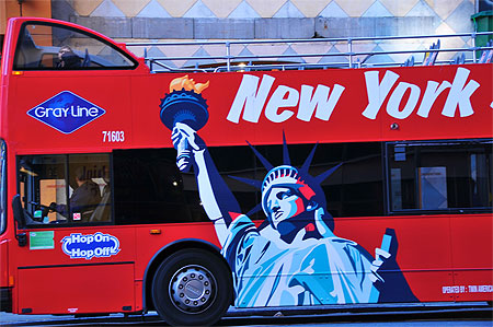 Visites de New York en bus touristique