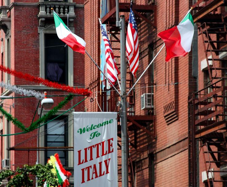 Little Italy, zoom sur ce quartier surprenant