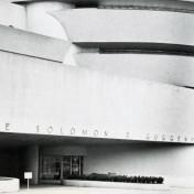 Visite du musée Guggenheim