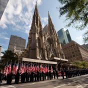 La cathédrale Saint-Patrick à New-York