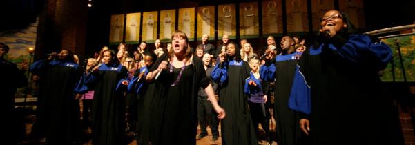 Découvrez une chorale gospel à New York