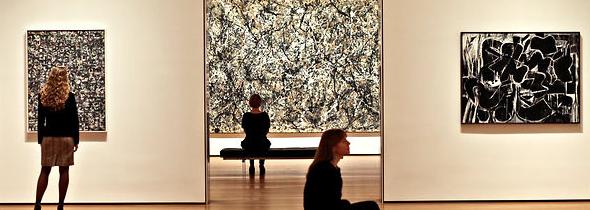 Notre sélection de galeries d'art à New York