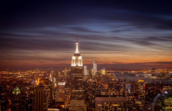 Les plus belles balades nocturnes de New York