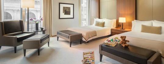 Guide des hébergements luxueux de New York