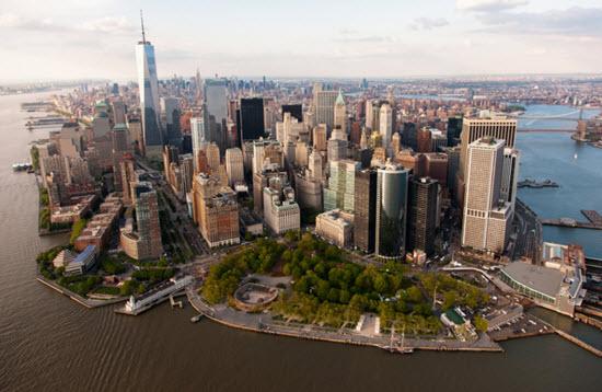 Découvrez les plus beaux parcs et jardins de New York