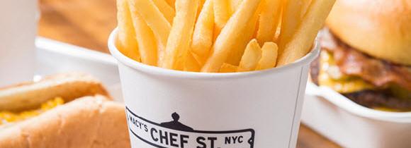 Où manger les meilleurs frites à New York ?