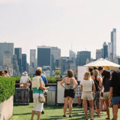 Zoom sur le rooftop du Met, un incontournable de New York