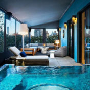 Les plus beaux hôtels avec piscine de New-York