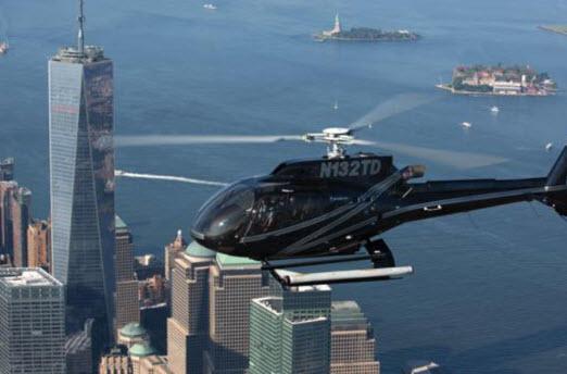 Faites un tour d'hélicoptère à New York ! Notre guide
