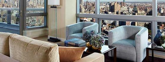 Les meilleurs hôtels avec jacuzzi de New York