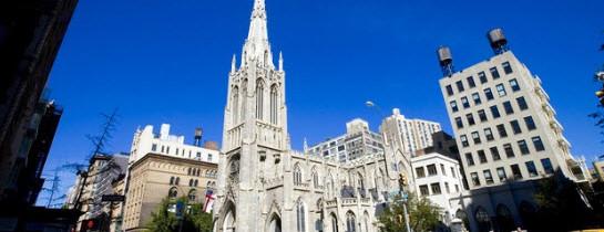Découvrez Grace Church à New York, un monument de toute beauté