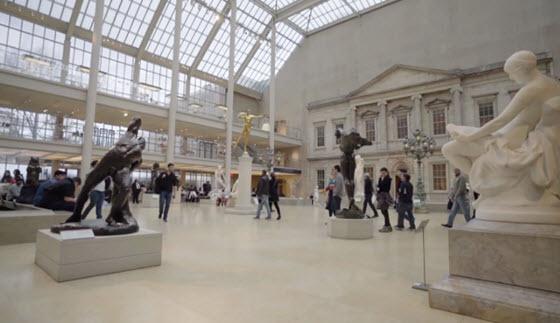 Focus sur le Metropolitan Museum of Art de New York