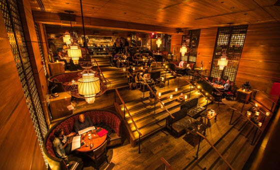 Découvrez TAO Downtown, un restaurant incontournable de New York