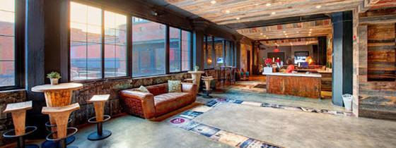 Guide de l'original hôtel Paper Factory de New York